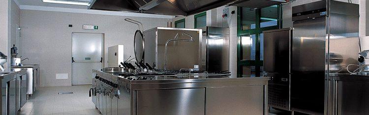 Krankenhaus Küche