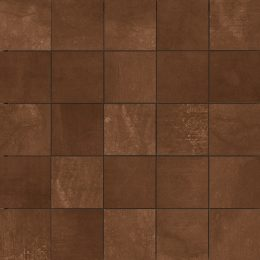 Decori corten Mosaik Fliese mit spezieller Oberfläche